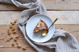 Apfelkuchen Stück