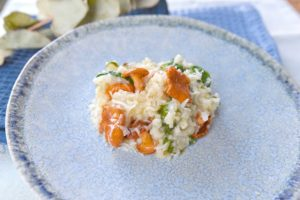 Pfifferling Risotto