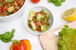 Roggen Salat